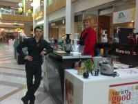 Kuvings Whole Slow Juicer и в GRAND MALL- Варна